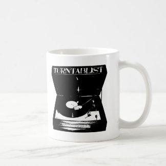 """TheArm^^ """"Turntablist"""" Mug"""