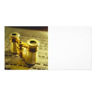 Theater Binoculars 2 Card