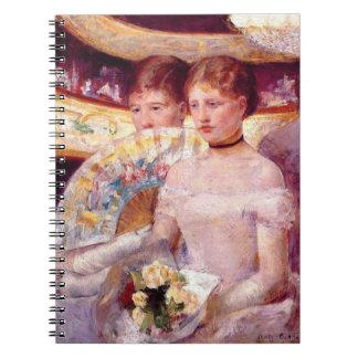 Theater Box 1881 Notebook