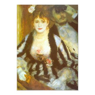 Theater Box by Pierre Renoir, Vitnage Fine Art Card