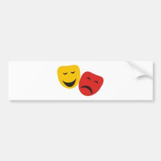 Theater Bumper Sticker