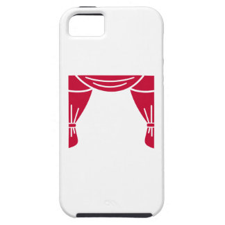 Theater curtain iPhone 5 covers