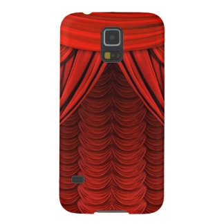 Theater curtain cases for galaxy s5