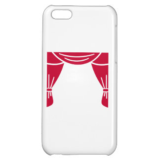 Theater curtain iPhone 5C covers