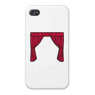 Theater curtain iPhone 4/4S case