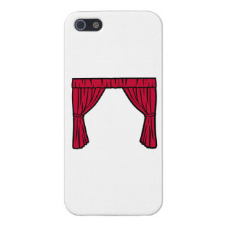 Theater curtain iPhone 5/5S covers