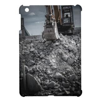 Theater Demolition Rubble iPad Mini Cases