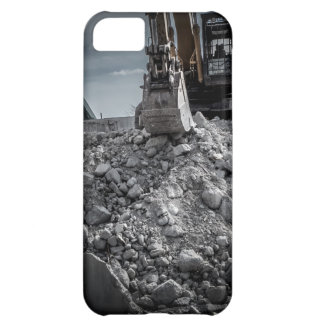 Theater Demolition Rubble iPhone 5C Cover