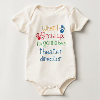 Theater Director (Future) Child Baby Bodysuit