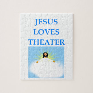 THEATER JIGSAW PUZZLE