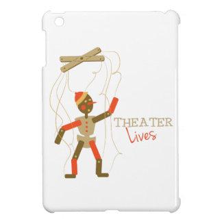 Theater Lives iPad Mini Cases