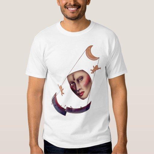 Theater Mask T-shirts