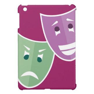 Theater masks iPad mini covers