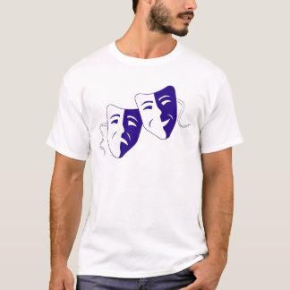 Theater Masks T-Shirt