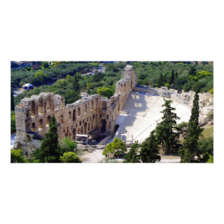 Theater of Herod Atticus - Athens Photo Card