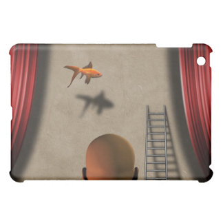 Theater of the absurd iPad mini cover