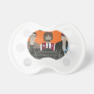 Theater of the Absurd LOGO Pacifier