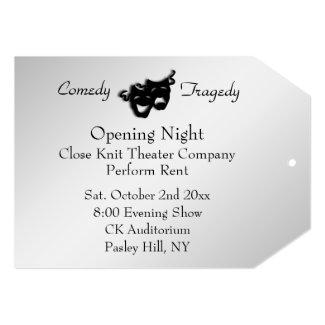 Theater Opening Night Invitation