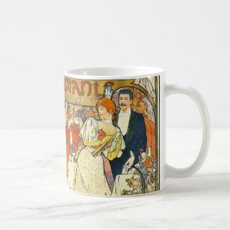 Theater Poster 1895 Coffee Mug