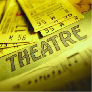 Theater Sheet Music & Tickets Statuette