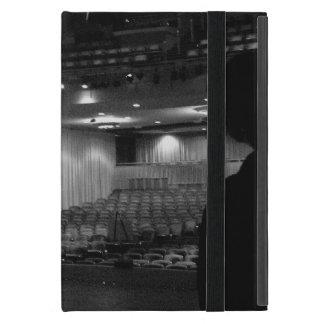 Theater Stage Black White Photo iPad Mini Cases