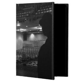 Theater Stage Black White Photo iPad Air Case