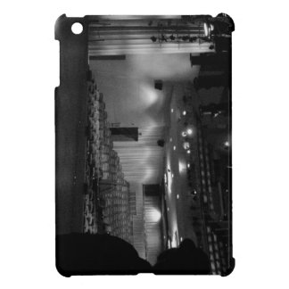Theater Stage Black White Photo Case For The iPad Mini