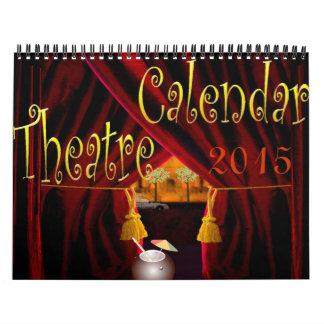 theatercalendar calendarios
