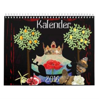 theatre calendar