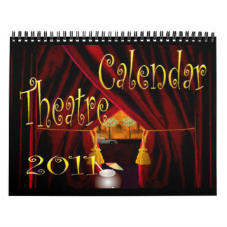 theatre calendar 2011