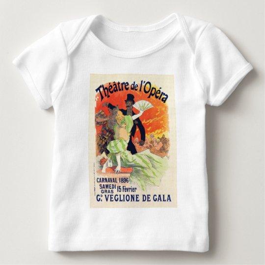 Theatre de l'Opera, Jules Chéret Baby T-Shirt