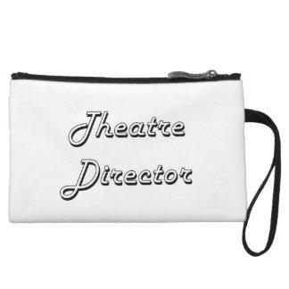 Theatre Director Classic Job Design Wristlet Clutches