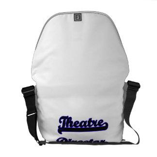 Theatre Director Classic Job Design Courier Bag
