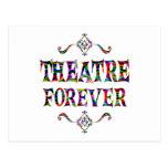 Theatre Forever Postcard