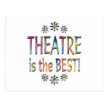 Theatre is the Best Postcard