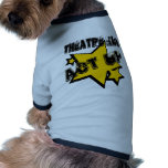 Theatre Kids Act Up Pet T Shirt