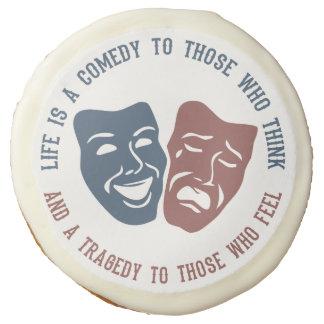 Theatre Life Quote cookies
