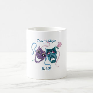 Theatre Major: Robin Coffee Mug