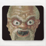 Theatre Mask, East Wall, Oecus 5, 60-50 BC Mouse Pad
