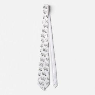 Theatre Mask Tie