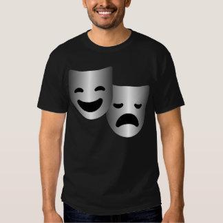 Theatre masks t shirt