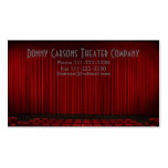 Theatre_Movie_Curtains_Stock_by_PyronixcoreStoc... Business Card