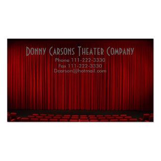 Theatre_Movie_Curtains_Stock_by_PyronixcoreStoc… Tarjetas De Visita