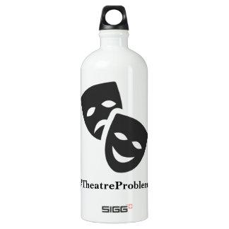 Theatre Problems Aluminum Water Bottle