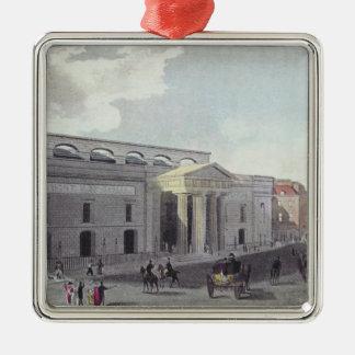 Theatre royal, Covent Garden, 1809 Metal Ornament