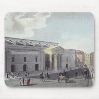 Theatre royal, Covent Garden, 1809 Mouse Pad