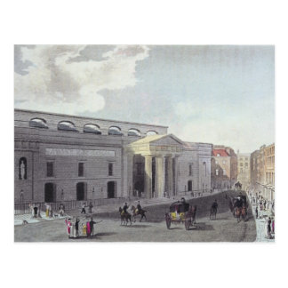 Theatre royal, Covent Garden, 1809 Postcard