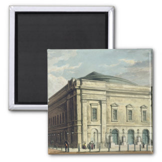 Theatre Royal, Drury Lane, in London, designed by 2 Inch Square Magnet