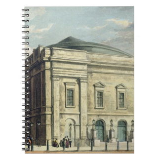 Theatre Royal, Drury Lane, in London, designed by Notebook
