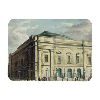 Theatre Royal, Drury Lane, in London, designed by Rectangular Photo Magnet